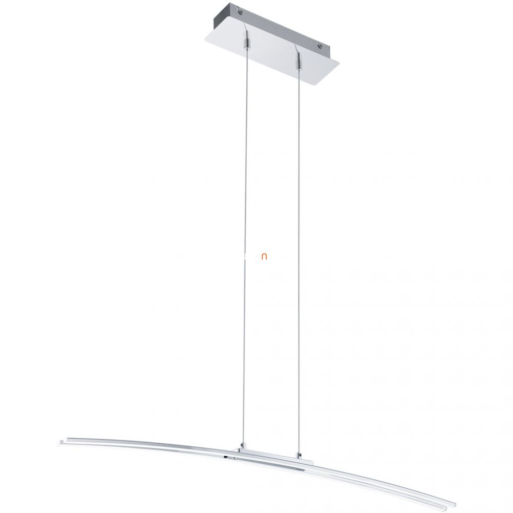EGLO 95147 LED-es függeszték 30W króm/fehér Lasana