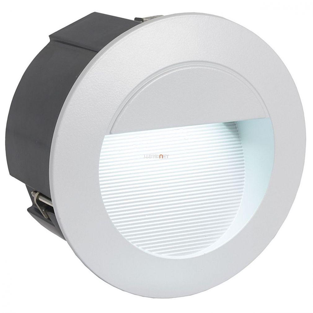 EGLO 95233 kültéri LED-es falbaépíthető 2,5W ezüst Zimba-Led