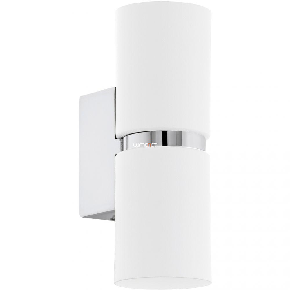 EGLO 95368 LED-es fali lámpa GU10 2x4W króm/fehér Passa