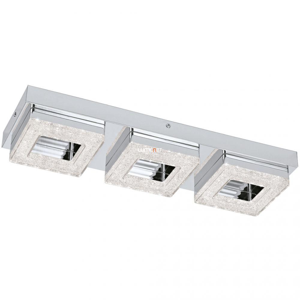 EGLO 95656 LED-es fali/mennyezeti lámpa 3x4W króm Fradelo