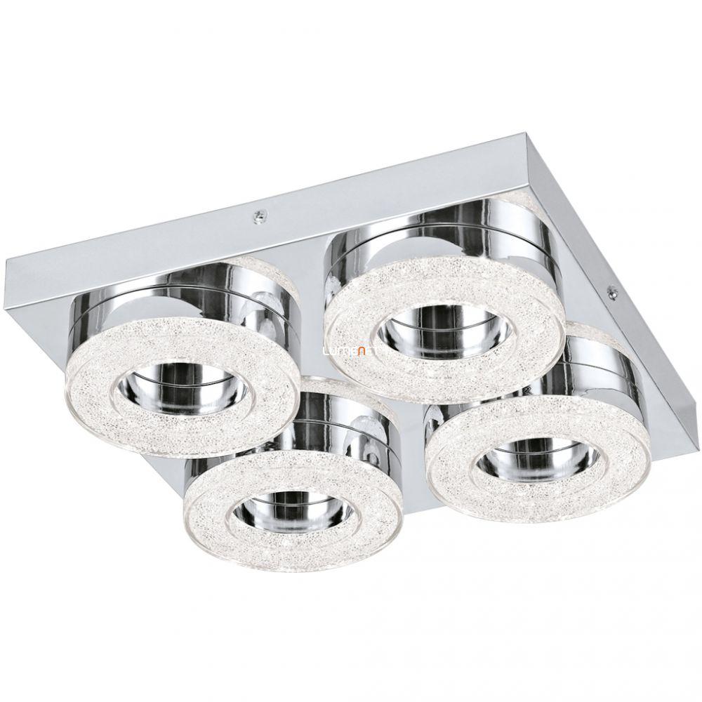 EGLO 95664 LED-es mennyezeti lámpa 4x4W kerek króm Fradelo