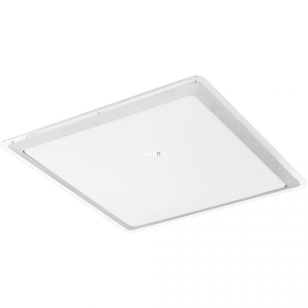 EGLO 95681 LED-es mennyezeti lámpa 24W 43x43cm fehér/ezüst Competa1