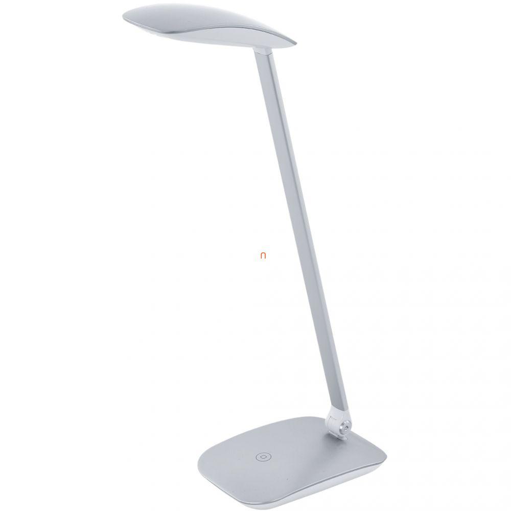 EGLO 95694 LED-es asztali lámpa 4,5W érintőkapcsolós+USB ezüst Cajero