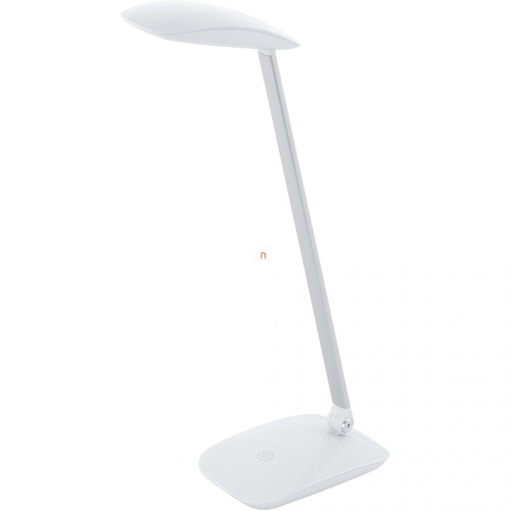 EGLO 95695 LED-es asztali lámpa 4,5W érintőkapcsolós+USB fehér Cajero