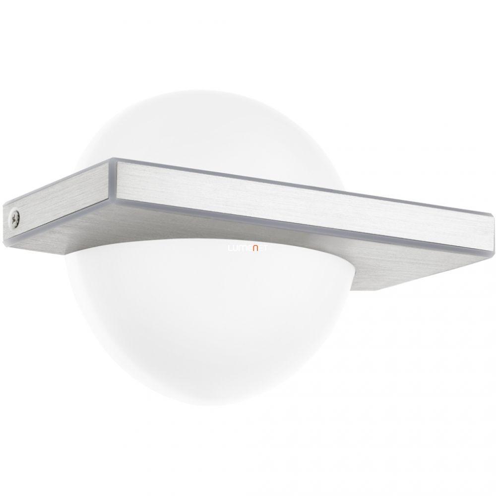 EGLO 95771 LED-es fali lámpa 1x8,2W csiszolt alumínium/fehér Boldo