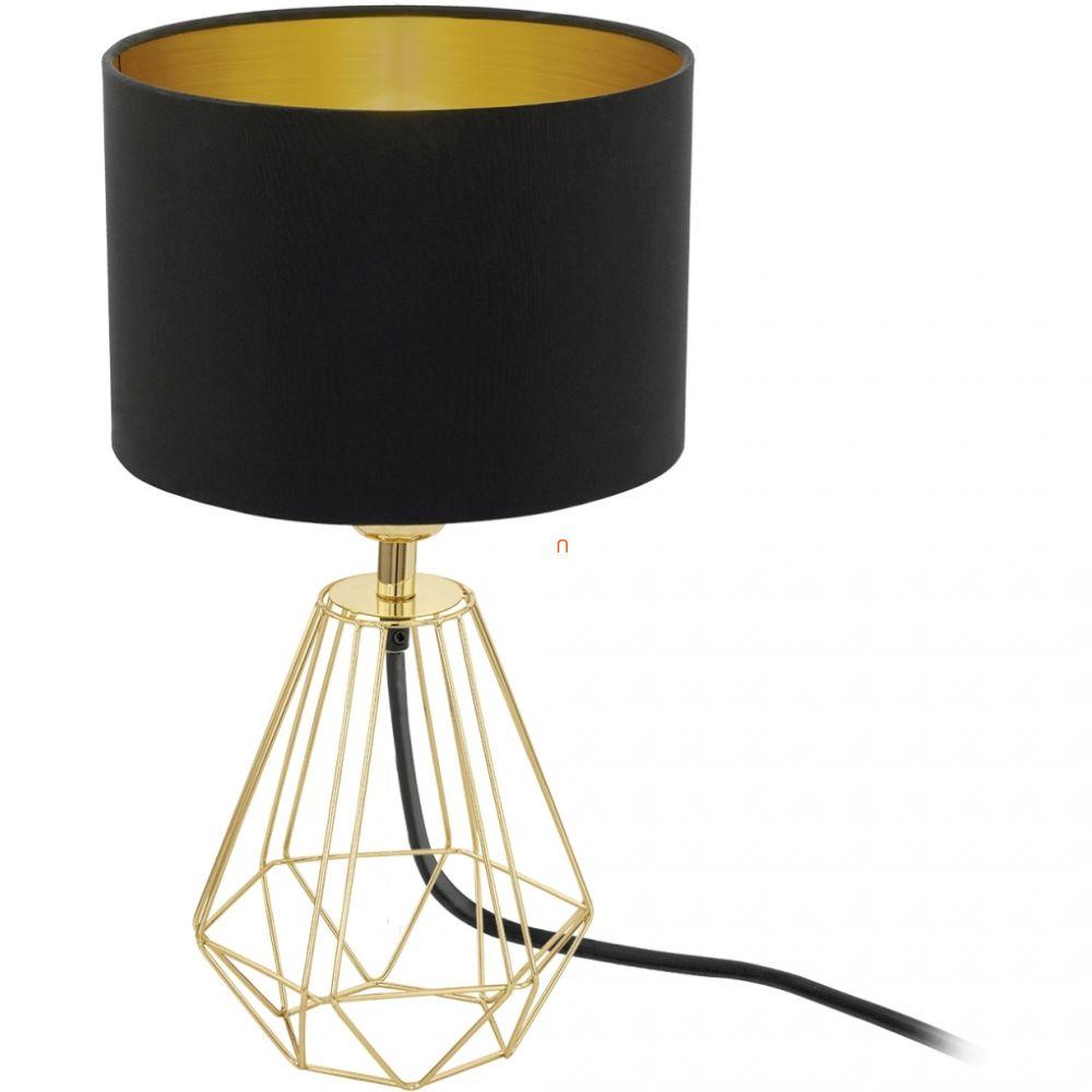 EGLO 95788 asztali lámpa 1xE14 max. 60W réz/fekete Carlton2