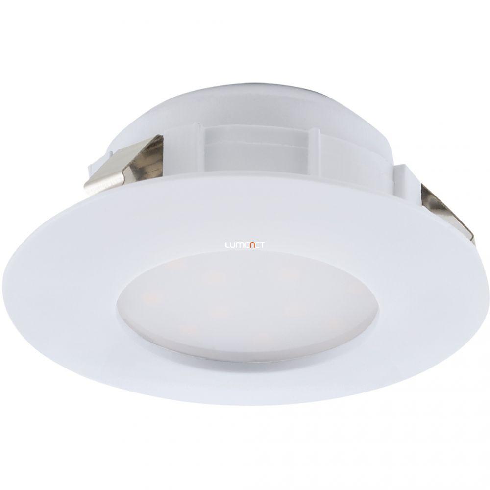 EGLO 95817 LED-es süllyesztett 6W 7,8cm fehér fix Pineda