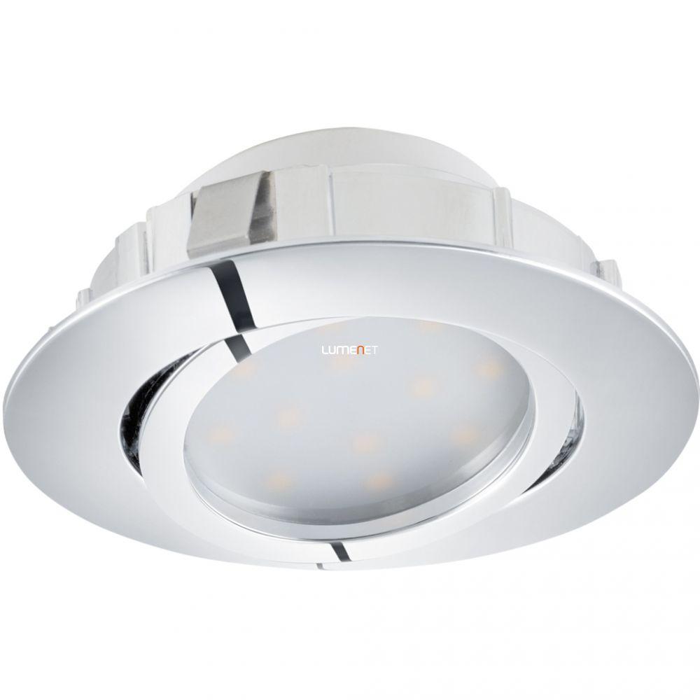 EGLO 95848 LED-es süllyesztett 6W 8,4cm króm Pineda