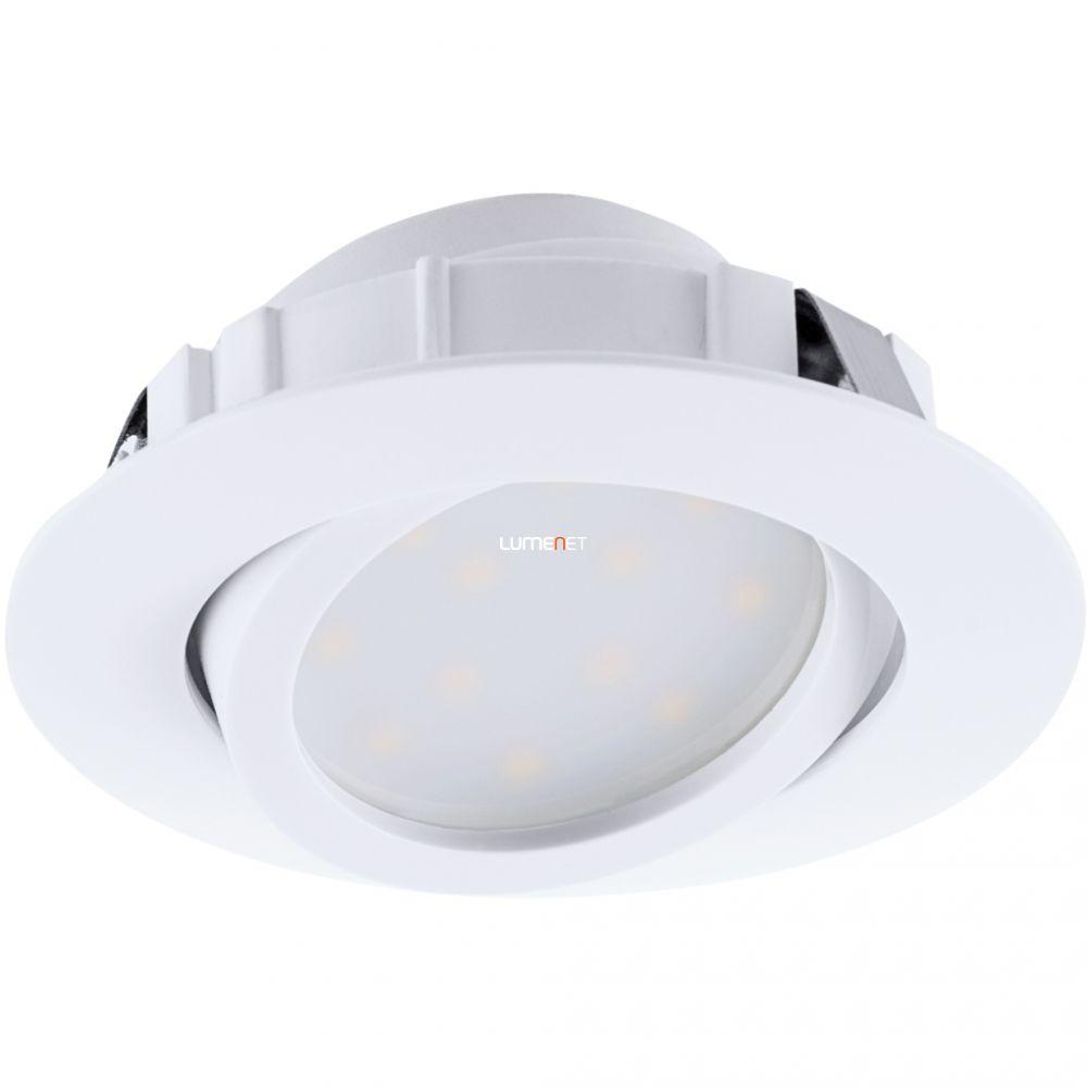 EGLO 95854 LED-es süllyesztett 6W 8,4cm fehér Pineda