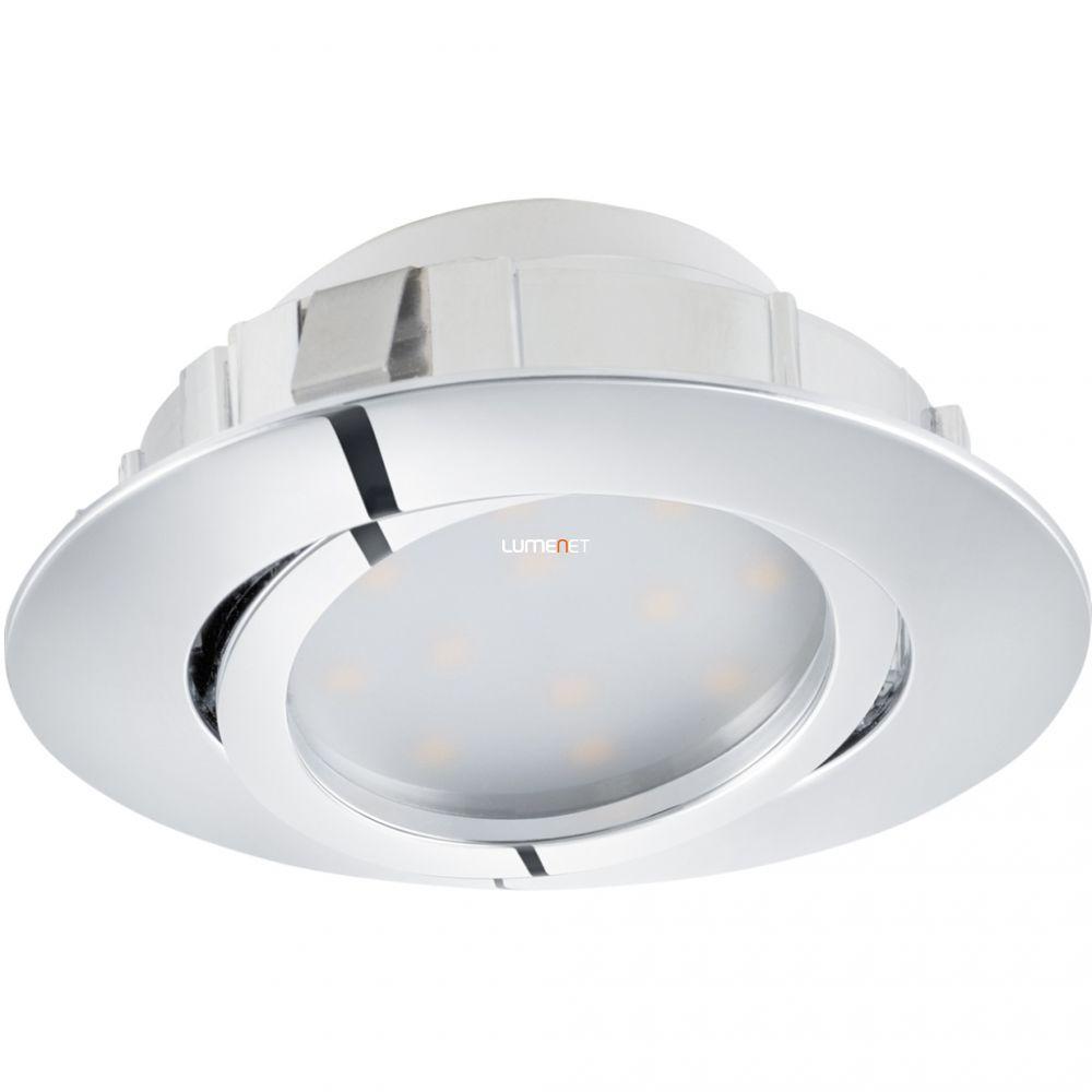 EGLO 95855 LED-es süllyesztett 6W 8,4cm króm Pineda