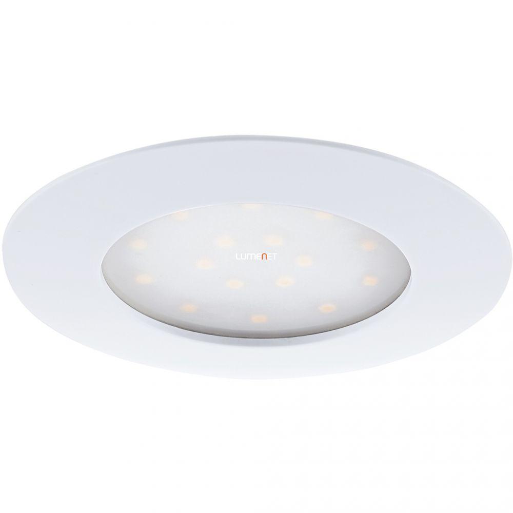 EGLO 95887 LED-es süllyesztett 12W 10,2cm fehér Pineda
