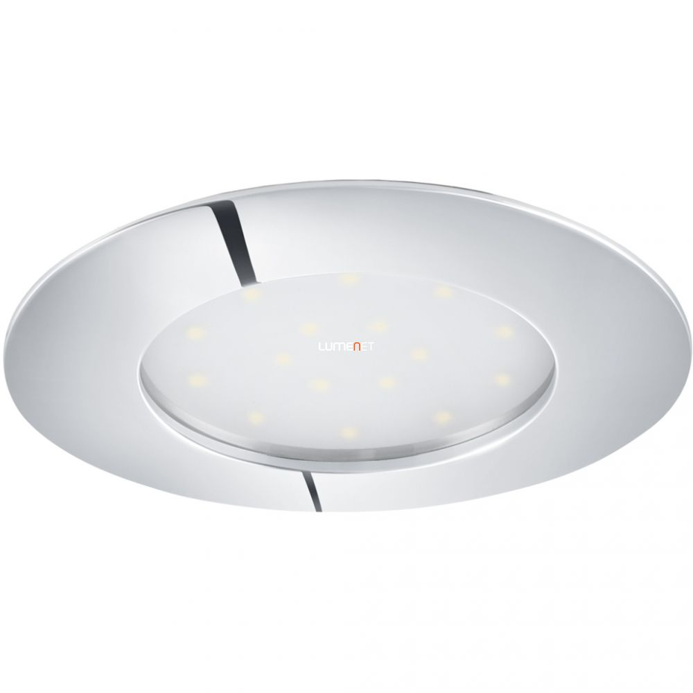 EGLO 95888 LED-es süllyesztett 12W 10,2cm króm Pineda