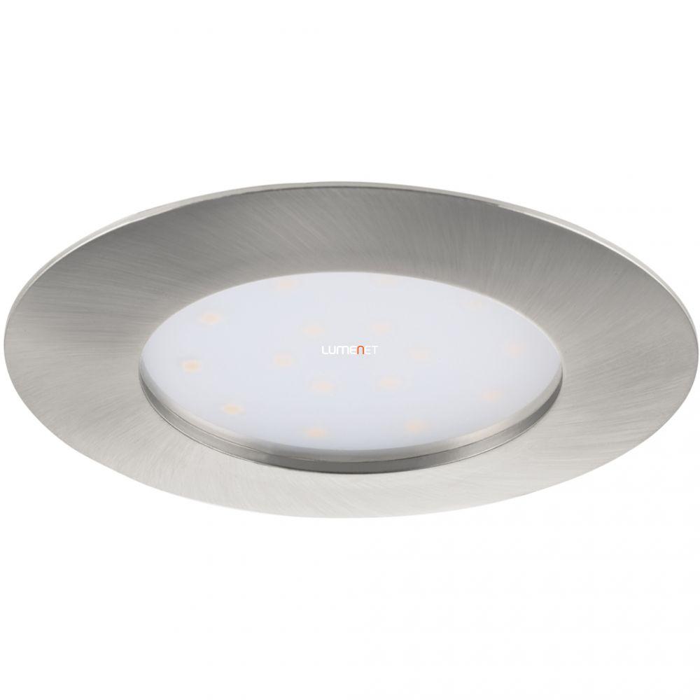 EGLO 95889 LED-es süllyesztett 12W 10,2cm matt nikkel Pineda
