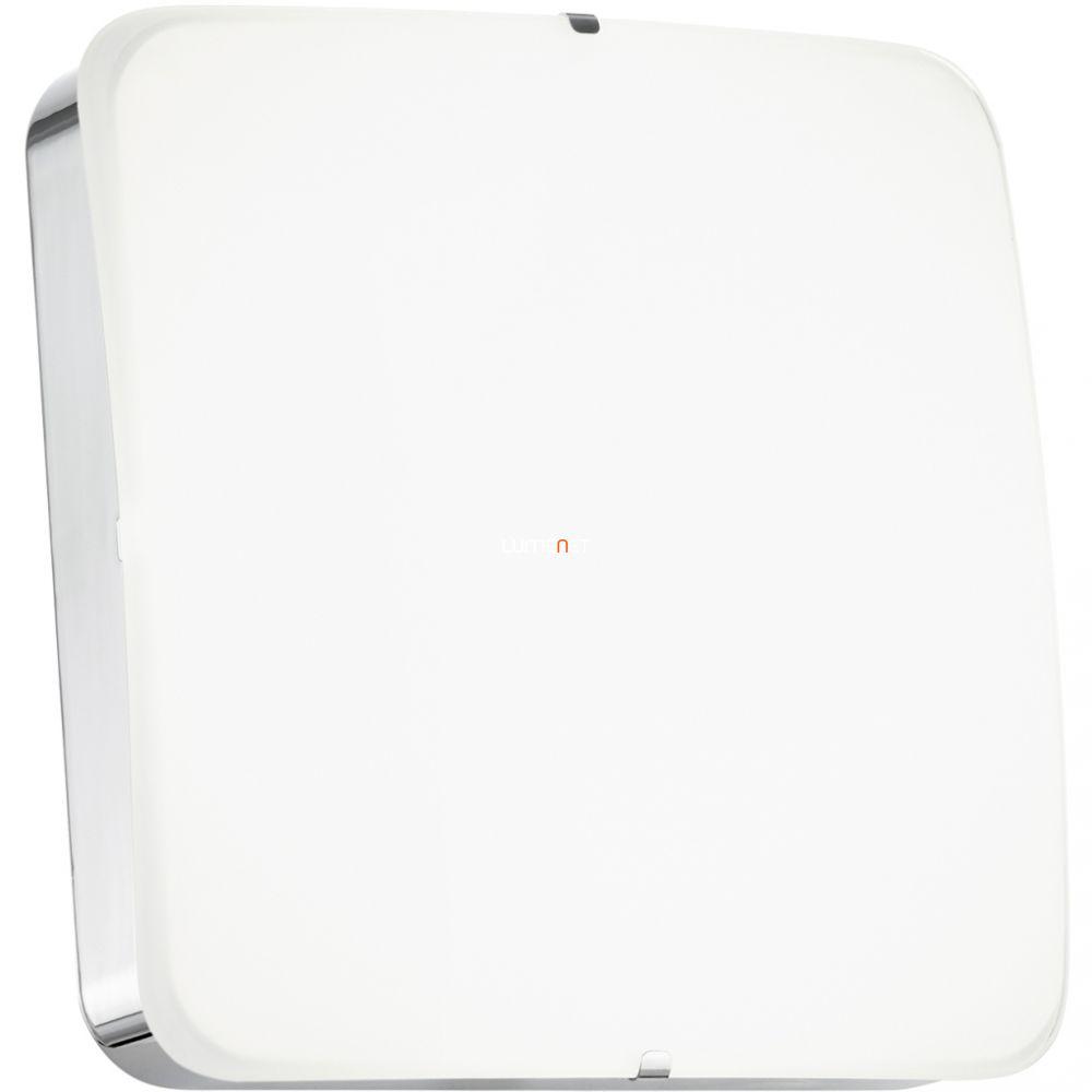 EGLO 95968 LED-es fali lámpa 11W króm/fehér szögletes Cupella