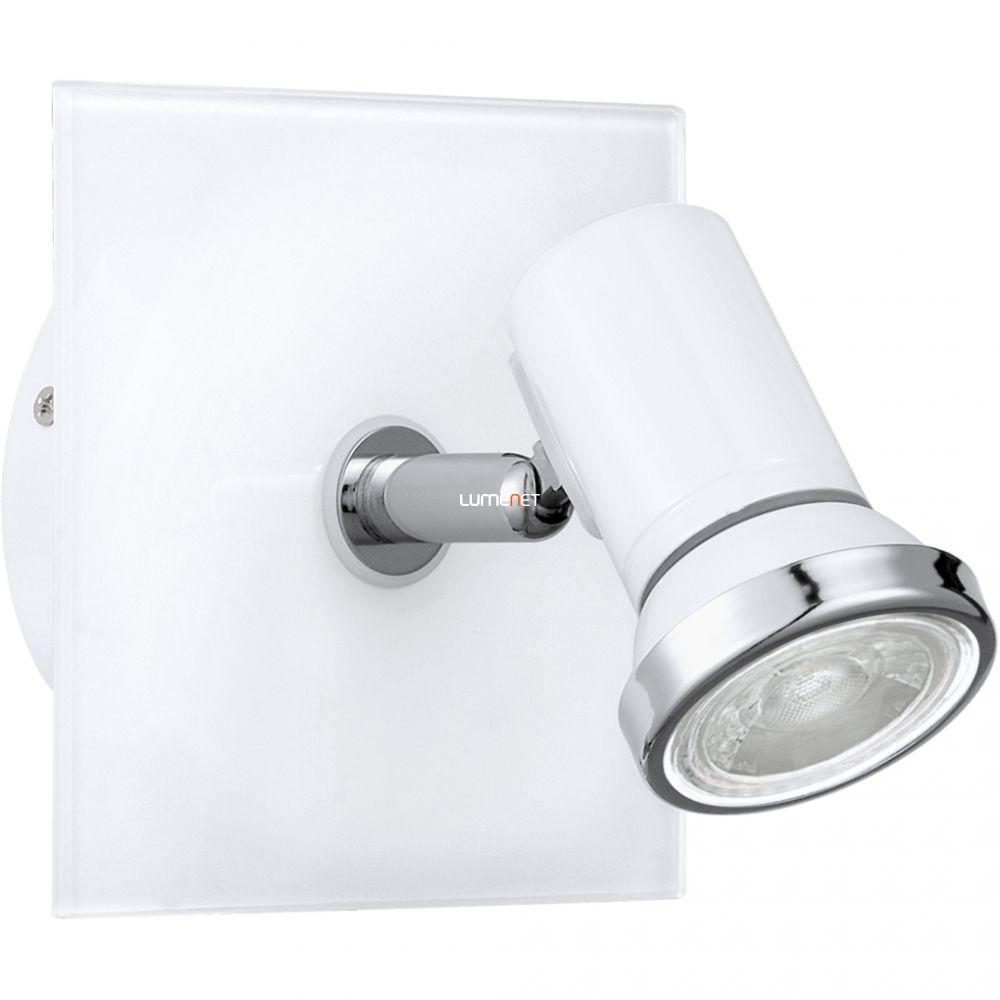 EGLO 95993 LED-es fali lámpa GU10 1x3,3W fehér/króm IP44 Tamara
