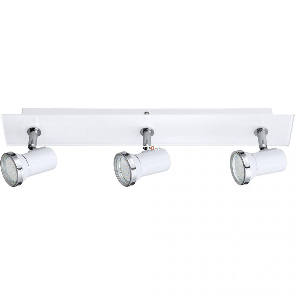 EGLO 95994 LED-es fali lámpa GU10 3x3,3W fehér/króm IP44 Tamara