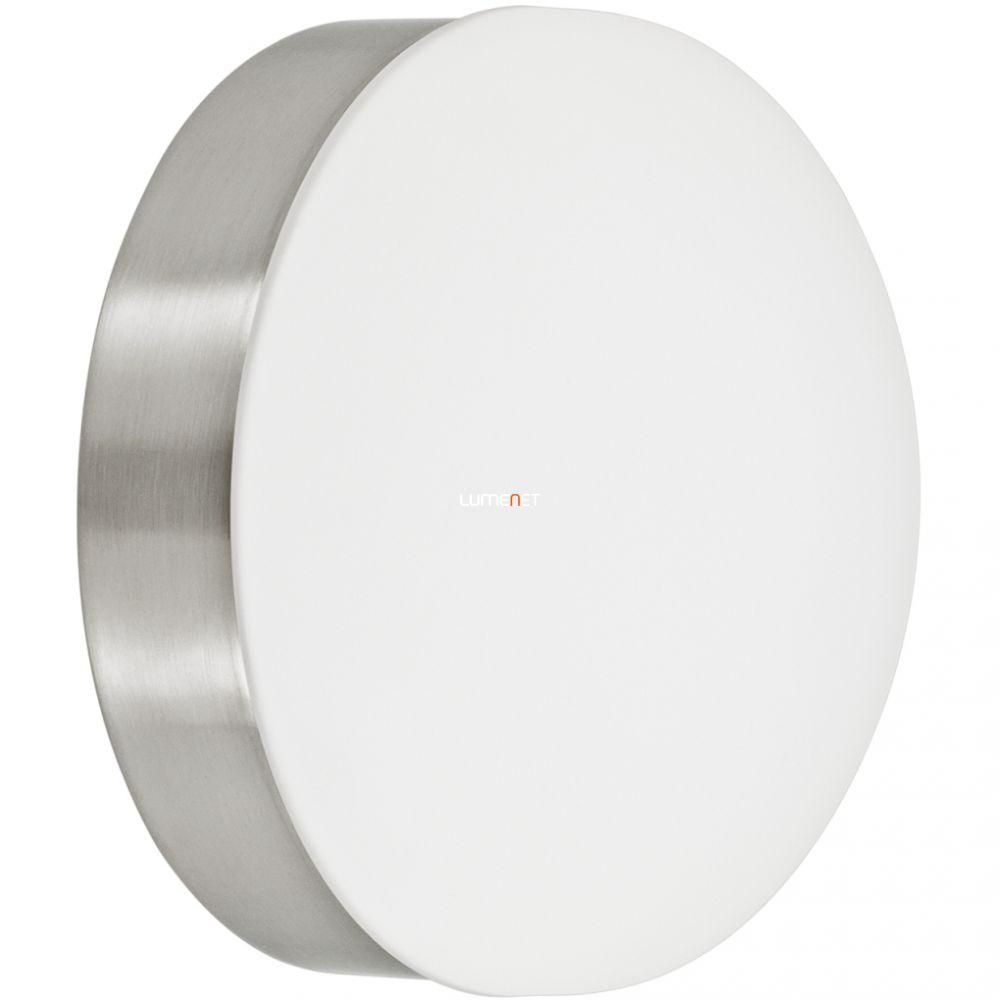 EGLO 96002 LED-es fali lámpa 6W matt nikkel/fehér Cupella