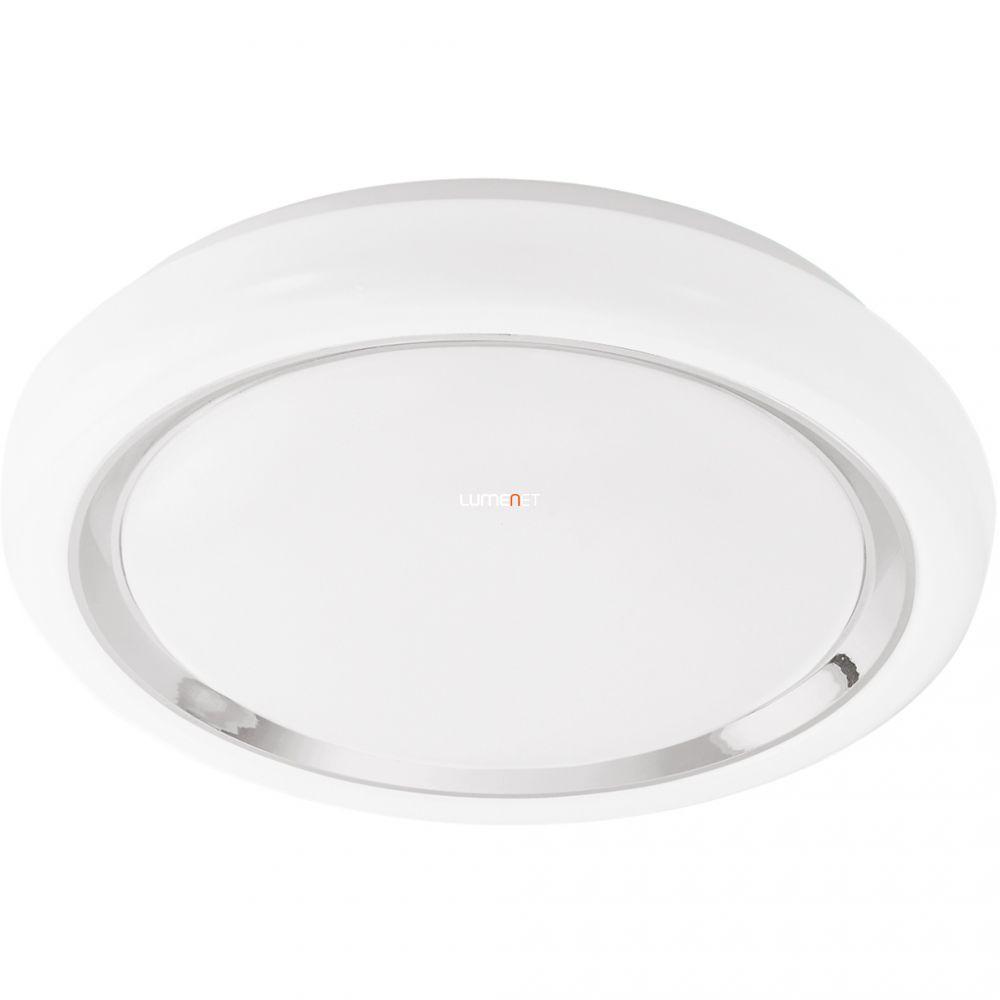 EGLO 96023 LED-es mennyezeti lámpa 18W fehér/króm Capasso
