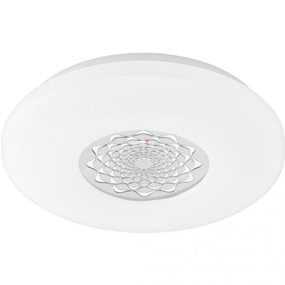 EGLO 96025 LED-es mennyezeti lámpa 18W fehér/minta Capasso