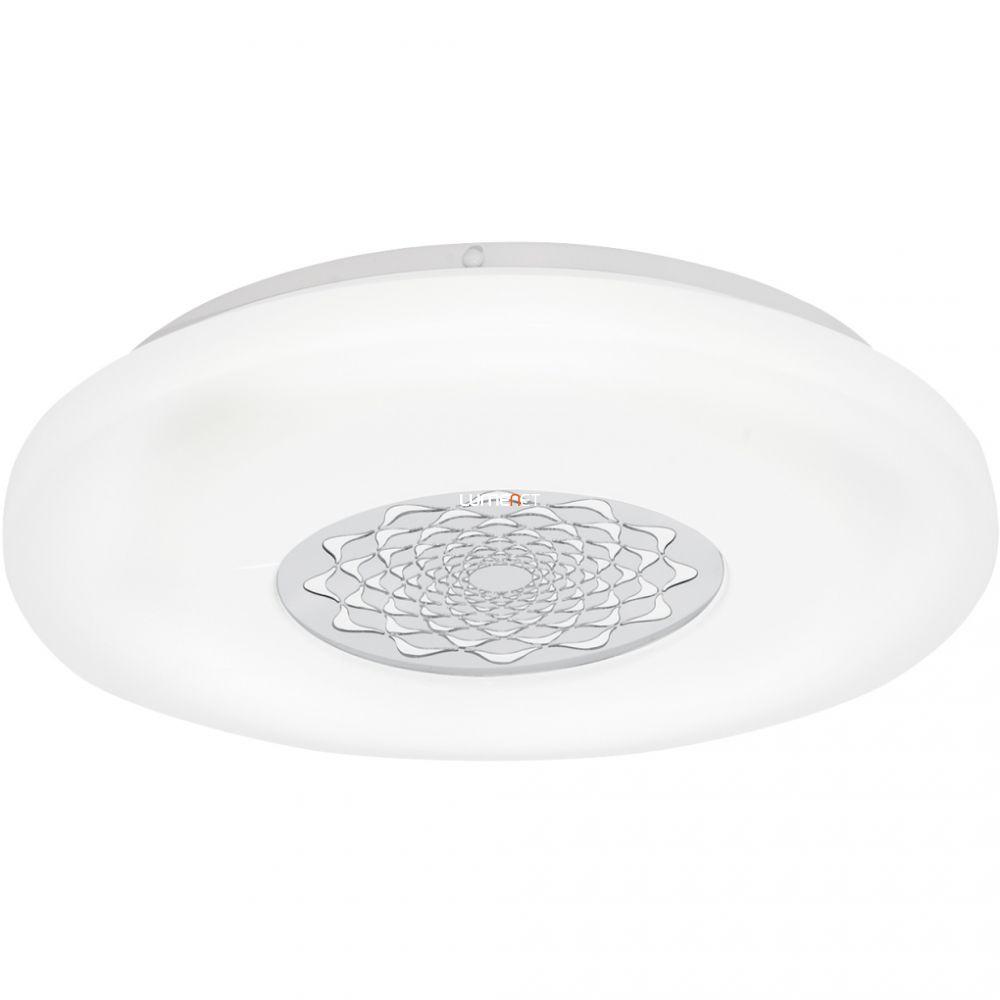 EGLO 96026 LED-es mennyezeti lámpa 24W fehér/minta Capasso