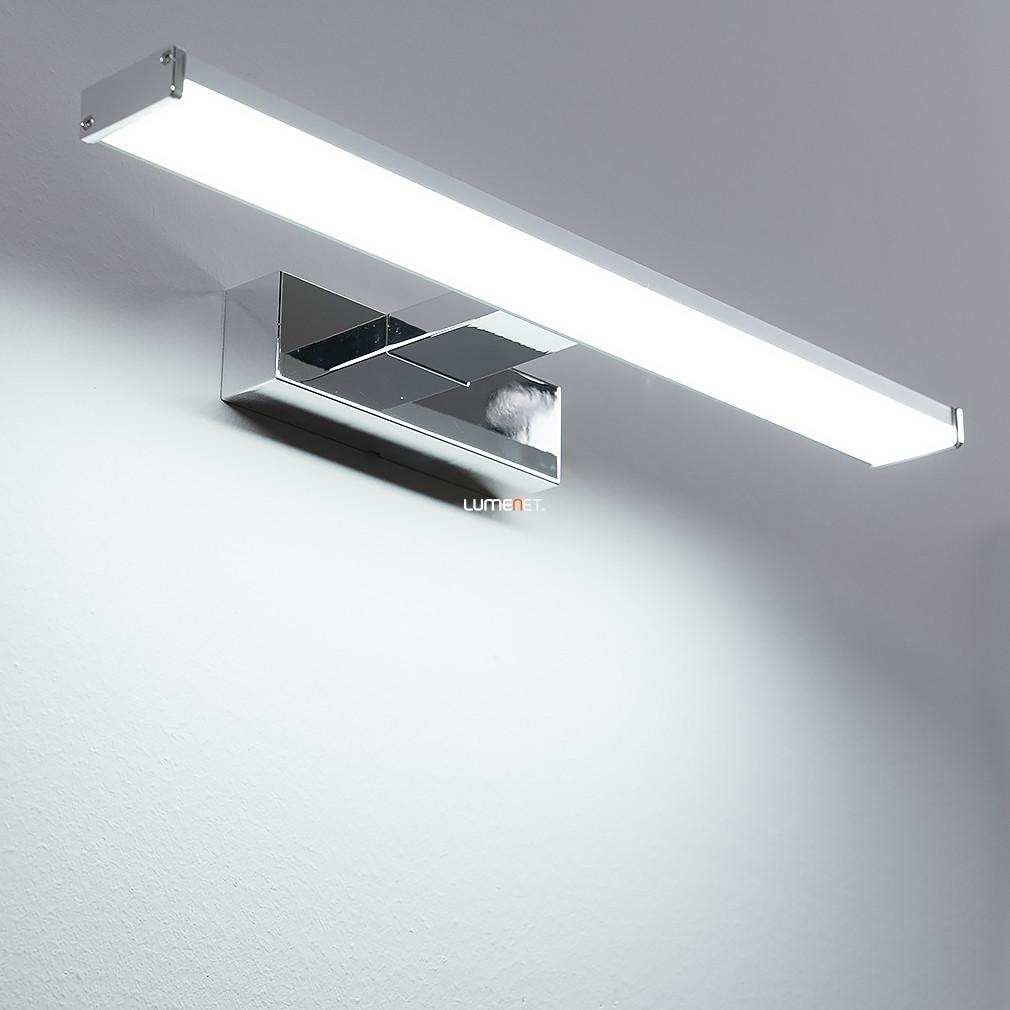 EGLO 96064 LED-es kép-/tükörmegvilágító lámpa 7,4W króm/ezüst 40cm IP44 Pandella