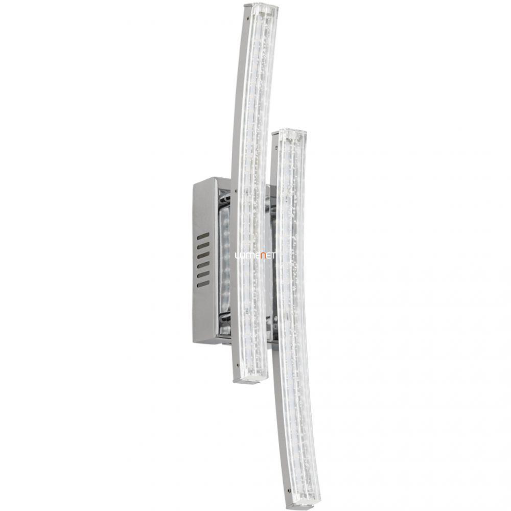 EGLO 96097 LED-es fali lámpa 2x3W króm/átlátszó Pertini