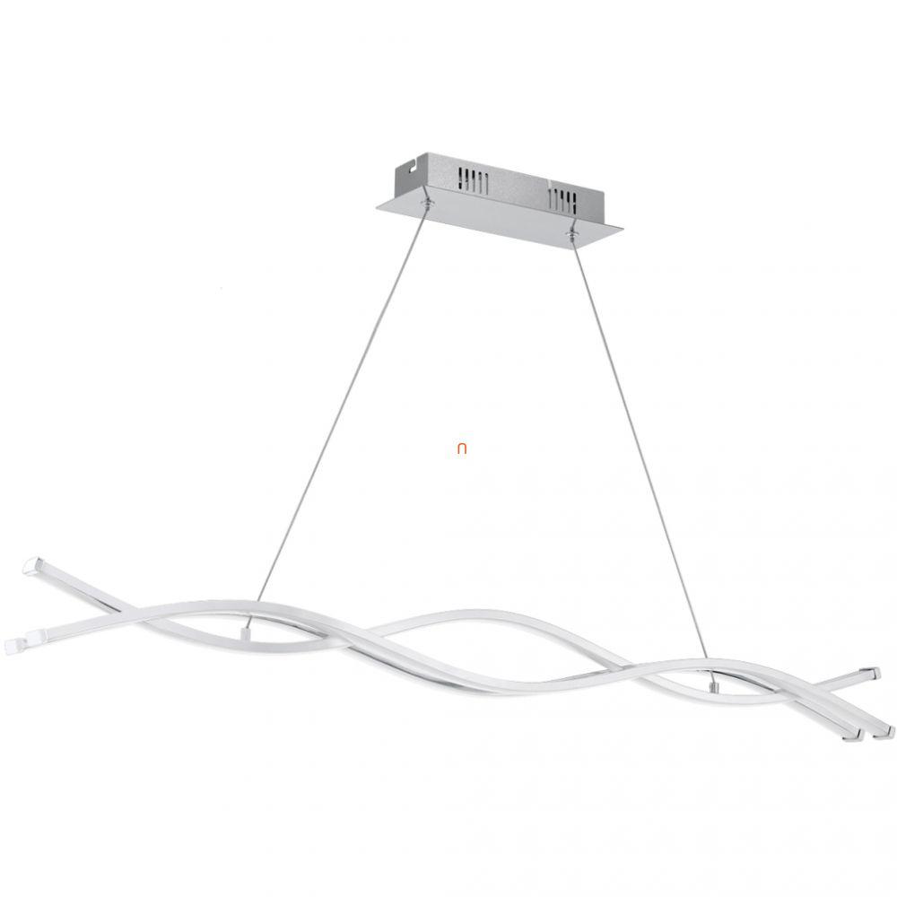 EGLO 96102 LED-es függeszték 3x13W 102cm króm/fehér Lasana2