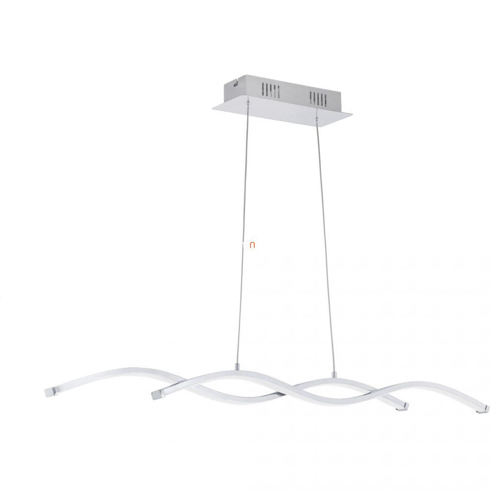 EGLO 96103 LED-es függeszték 2x9W 87cm króm/fehér Lasana2