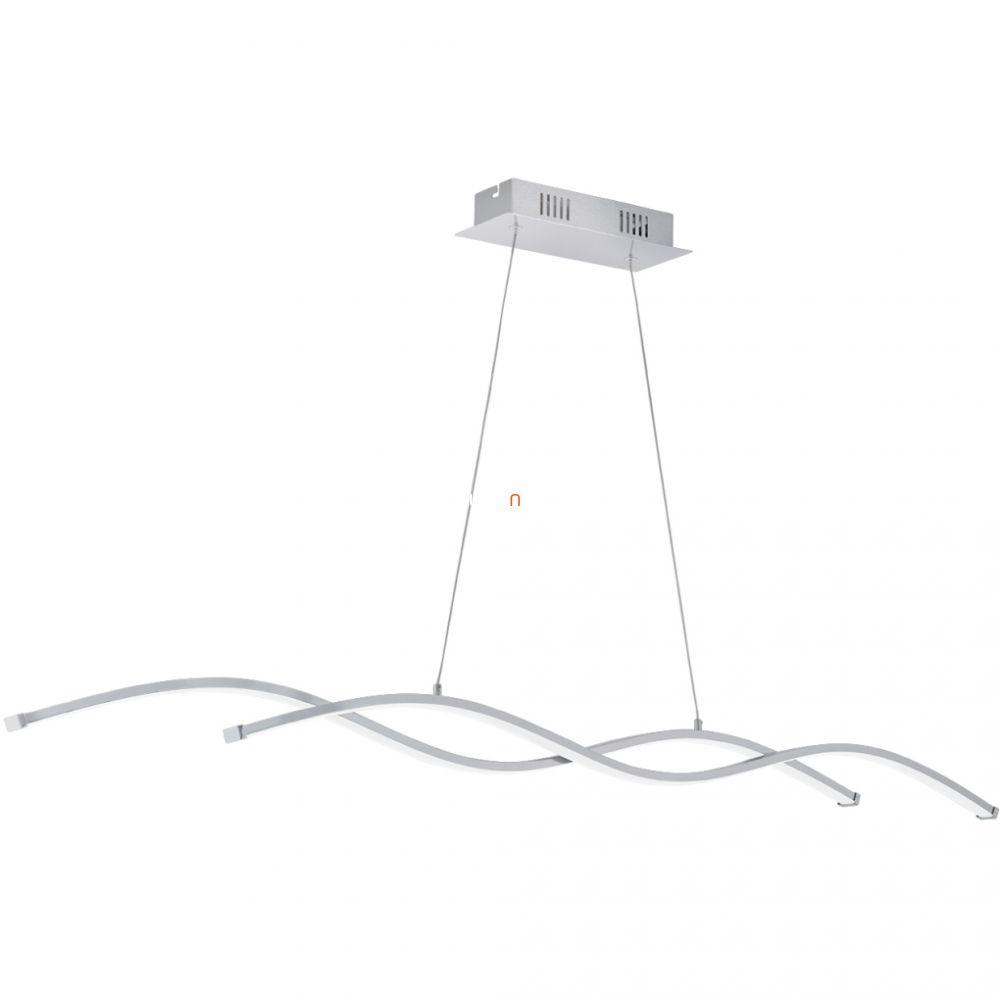 EGLO 96104 LED-es függeszték 2x14W 102cm króm/fehér Lasana2