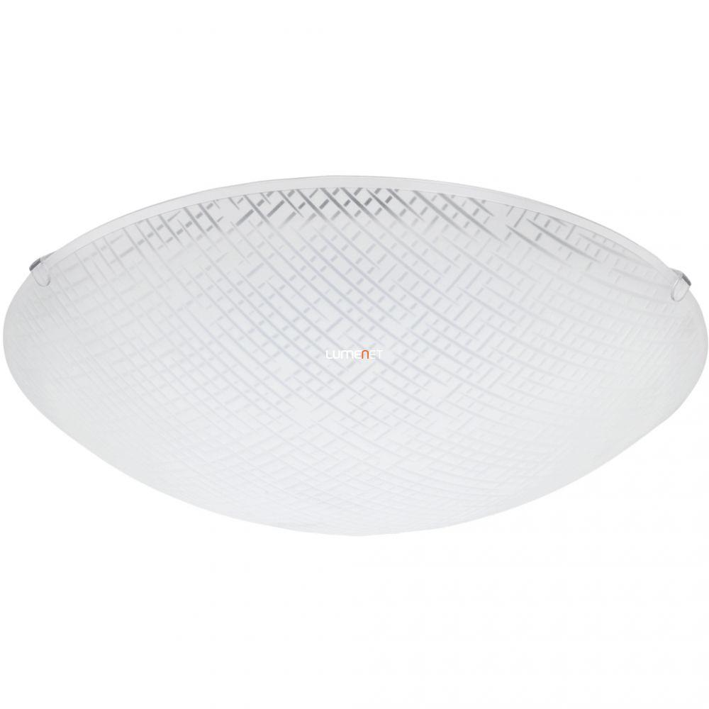 EGLO 96115 LED-es mennyezeti lámpa 11W 31,5cm szatin bura Margitta1