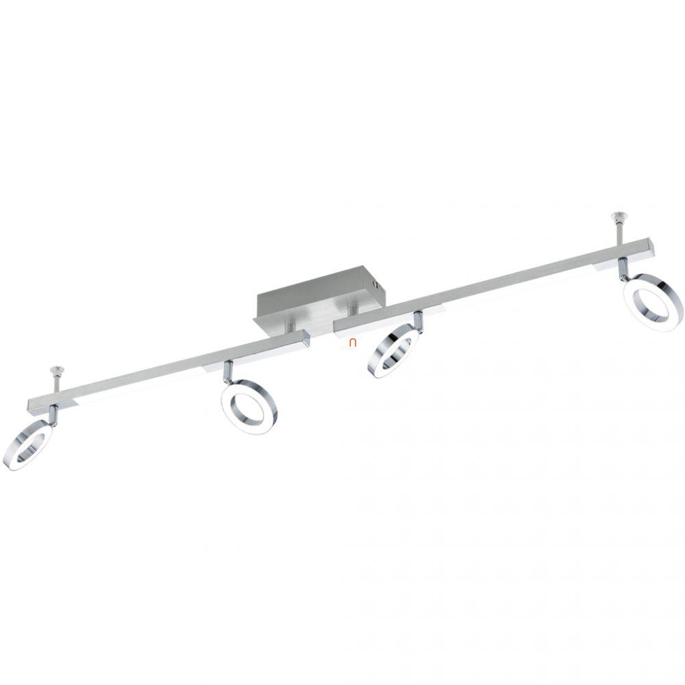 EGLO 96182 LED-es mennyezeti lámpa 4x3,2W +2x3,3W alumínium/króm Cardillio1