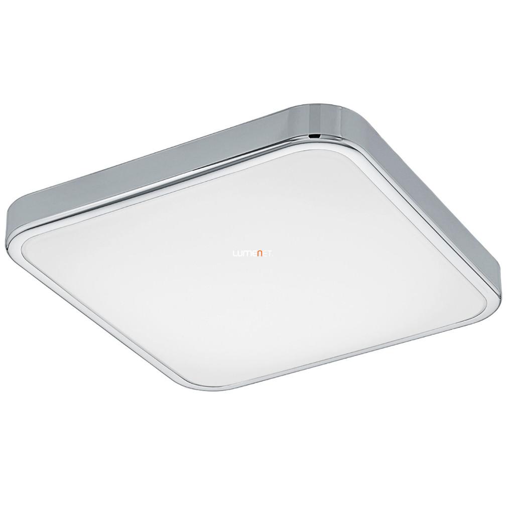 EGLO 96229 LED-es mennyezeti lámpa 16W króm/fehér Manilva1