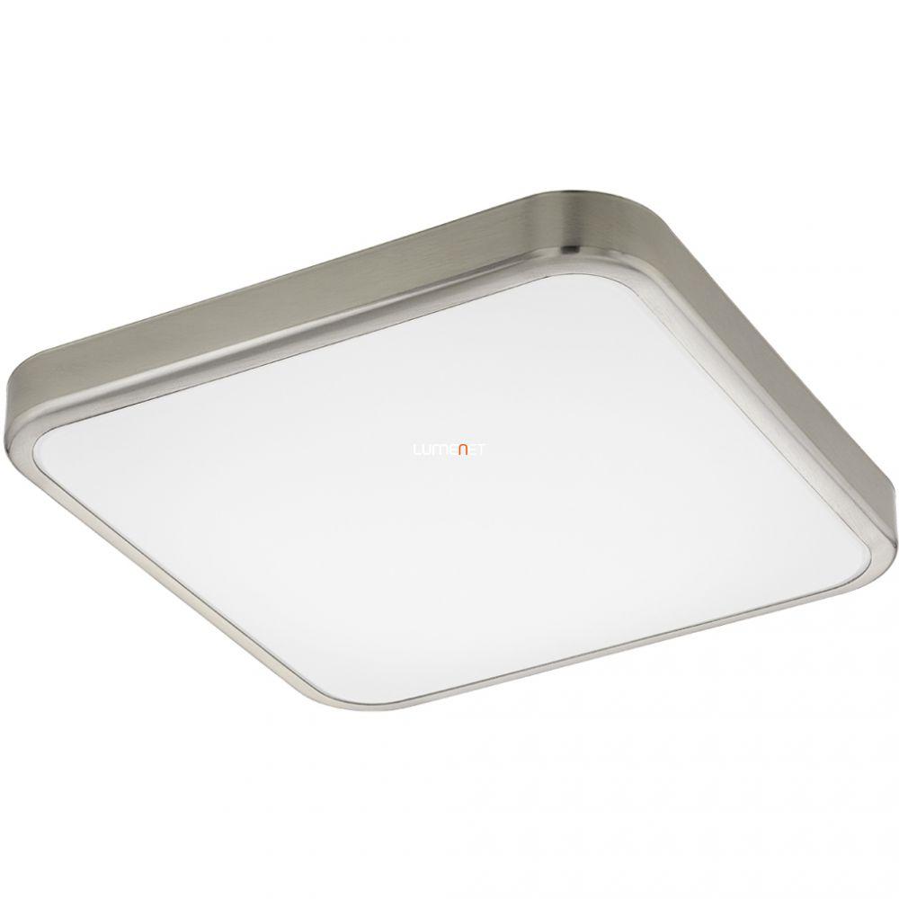 EGLO 96231 LED-es mennyezeti lámpa 16W matt nikkel/fehér Manilva1