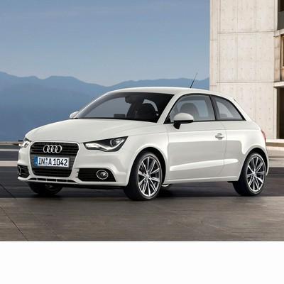 Autó izzók a 2010 utáni bi-xenon fényszóróval szerelt Audi A1-hez