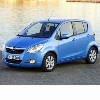 For Opel Agila (2007-2015) with Halogen Lamps