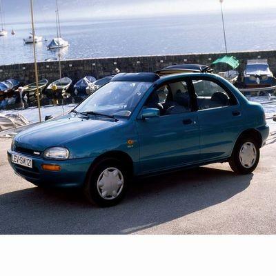 Mazda 121 (1990-1996) autó izzó