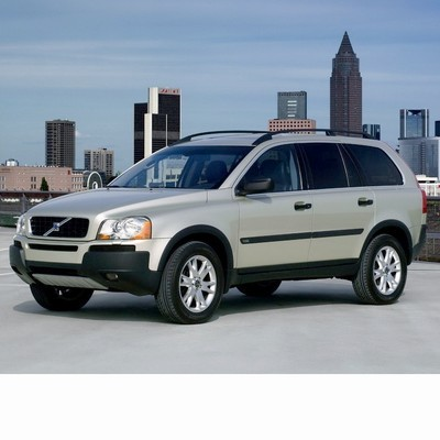 For Volvo XC90 (2002-2006) with Halogen Lamps