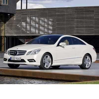 For Mercedes E Coupe after 2009 with Bi-Xenon Lamps