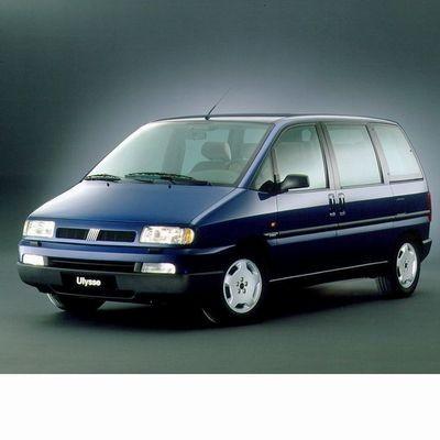Fiat Ulysse (1994-2002) autó izzó
