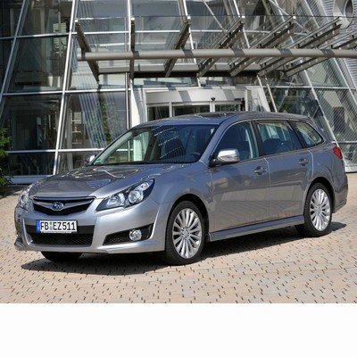 For Subaru Legacy Kombi (2009-2014) with Xenon Lamps