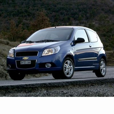 For Chevrolet Aveo (2005-2011) with Halogen Lamps