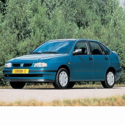 For Seat Cordoba (1993-1999) with Halogen Lamps