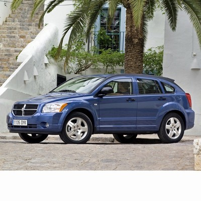 For Dodge Caliber (2006-2010) with Halogen Lamps