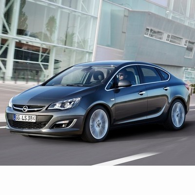 For Opel Astra J Sedan after 2012 with Halogen Lamps