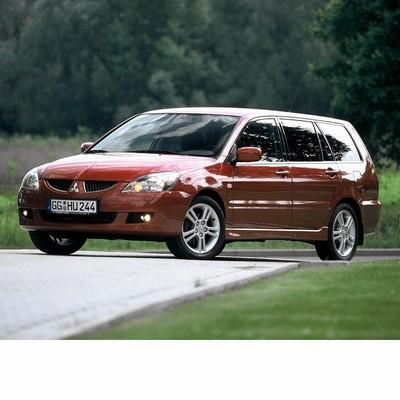 For Mitsubishi Lancer Kombi (2003-2008) with Halogen Lamps