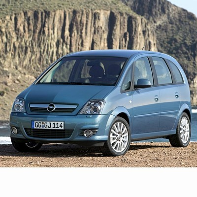For Opel Meriva (2003-2010) with Halogen Lamps