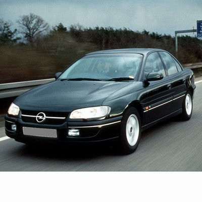 For Opel Omega B (1994-1997) with Halogen Lamps