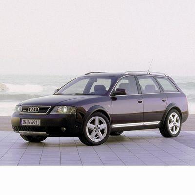 Autó izzók halogén izzóval szerelt Audi Allroad (2000-2005)-hoz