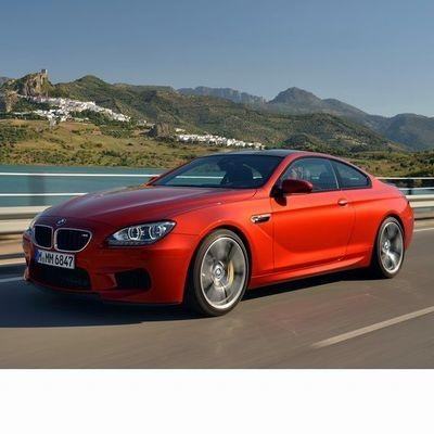 Autó izzók a 2012 utáni bi-xenon fényszóróval szerelt BMW M6 (F12)-hoz