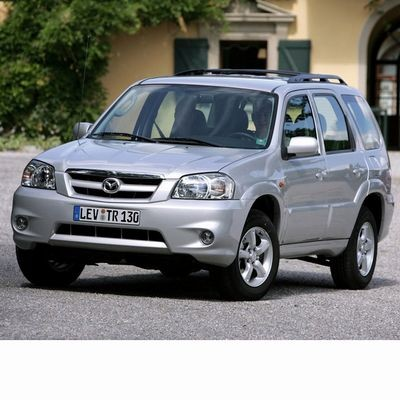 For Mazda Tribute (2000-2006) with Halogen Lamps